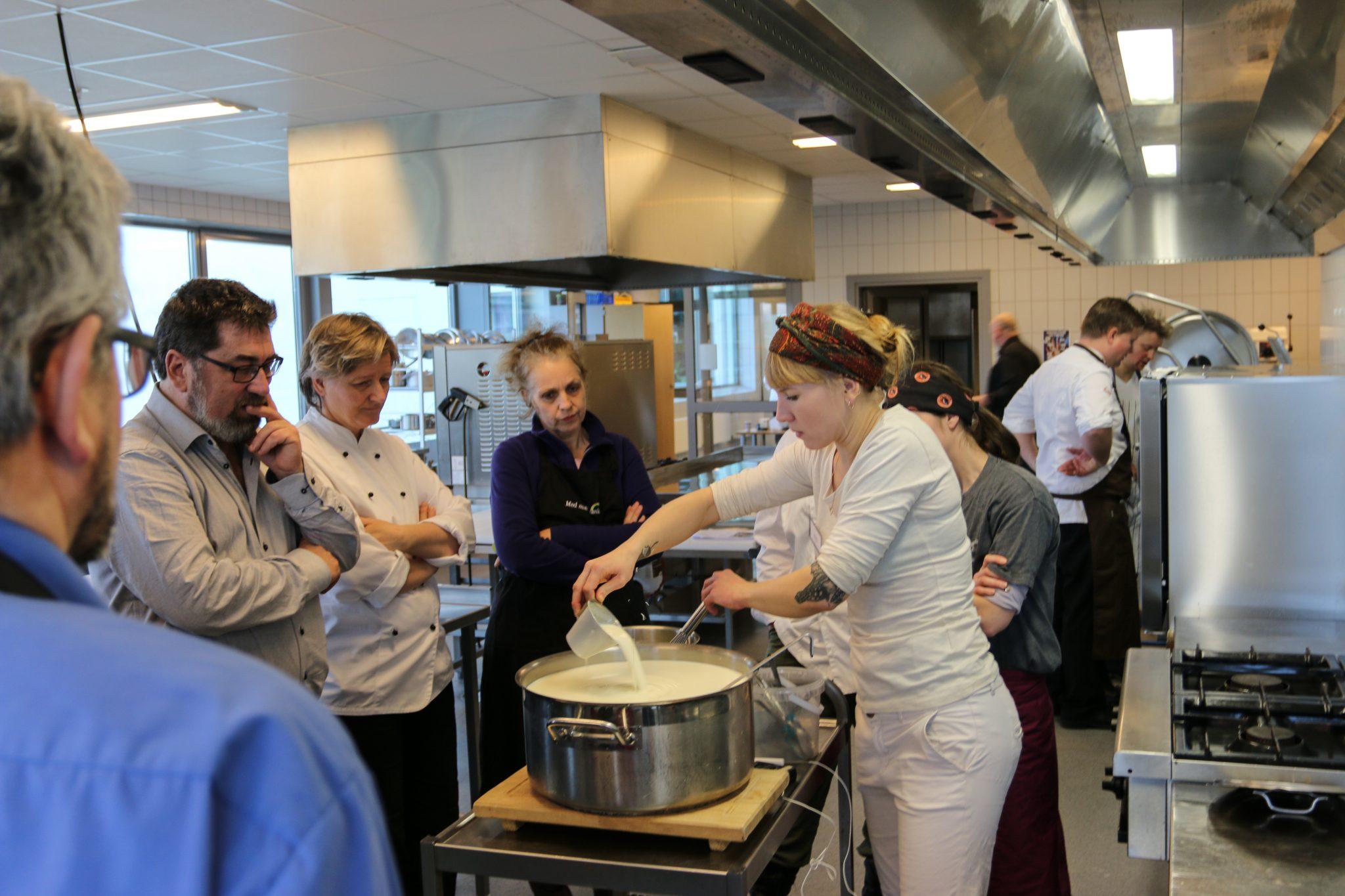 Innføringskurs i melkeforedling 6. – 9. januar 2020 i Stavanger