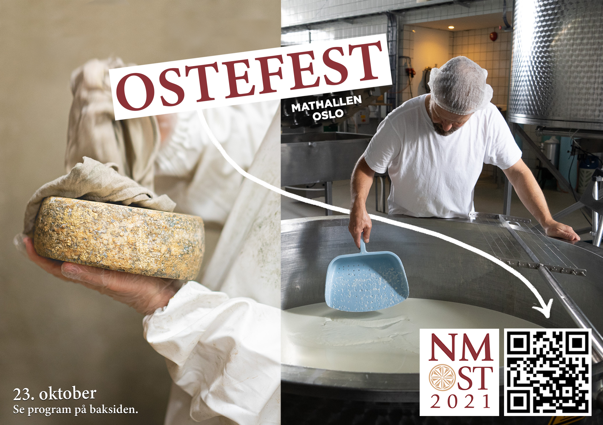 Read more about the article Ostefest i Mathallen 23.okt